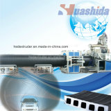 Espiral de PE de grande calibre do tubo de drenagem da linha de produção/Máquina (SHD)