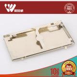 Custom lámina metálica móvil de fabricación de piezas con estampado de precisión