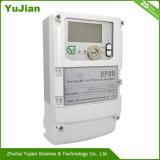Arancel múltiple de tres fases de medidor de energía electrónica con la certificación técnica