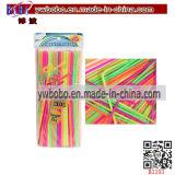 Ornament van de Partij van het Stro van de Opslag van het huis Multicolored Flexibele Plastic (B1191)