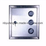 Potere del rivestimento della polvere dell'acciaio inossidabile per gas medico