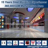 Multi-Floor Engenharia de aço estrutural de solda AWS