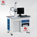 De UVLaser die van Waterkoeling 355nm 3W Machine voor Al Merken van de Laser van Materialen het Plastic merken