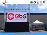 La publicité électronique Outdoor P4.81 SMD LED écran vidéo Afficheur à LED pour mariage