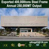 Grande costruzione magnifica della struttura del metallo