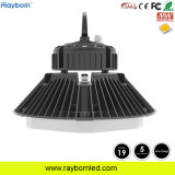 Dali/1-10V de 200 vatios de atenuación del sensor de luz LED de alta de las luces de la Bahía de OVNI