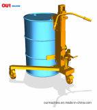 350kg Foot Pedaled Hydraulic Drum Handlers、Drum Truck Dt350b