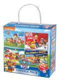 As vendas de brinquedos educativos para crianças 4 Pack Puzzle