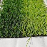 Anti-UV la decoración de jardín de césped artificial sintético para paisaje
