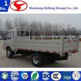 Camion/LCV/Single/Jour/Scanner à plat de la cabine lit plat de la boîte de chargement des camions légers à moteur à essence