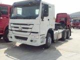 Camion resistente generale utilizzato della testa del rimorchio del camion del trattore del motore primo 375HP di HOWO 6X4 371