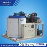Grande macchina di fabbricazione di ghiaccio automatica del fiocco 15ton di Industial da vendere