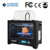 Creador de metal mayorista Flashforge Pro impresora 3D de prototipado rápido