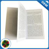 Venda por grosso de livros de papel fosco Laminação brilhante