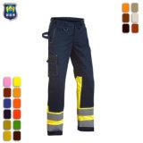 Высокая видимость груза Hi Vis брюки женские брюки работы
