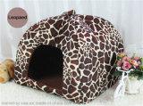 柔らかい犬小屋のいちごの形のかわいい家ペット家ペット供給