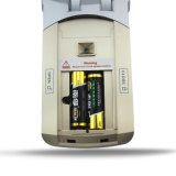 Sem cablagem para fácil instalação mais fixe Anti-Theft 433MHz invisíveis com 2 válvulas remotas de bloqueio de segurança