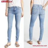 Jeans scarni 2018 del denim di vendita della fabbrica delle donne calde di stirata Jk-Sk062