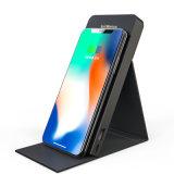 La Banca sottile di potere del caricatore mobile di prezzi all'ingrosso/caricatore senza fili con il sistema 8000mAh del Qi per il iPhone
