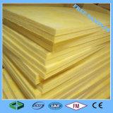 De Raad/de Mat van de Glaswol van China Gangfeng 64kg/M3