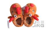 Pantoffels van de Stijl van de pluche houden de Dierlijke de Warme Schoenen van Jonge geitjes