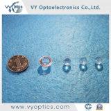 Optisches fixiertes Silikon-halbes Kugel-Objektiv für Laser Using