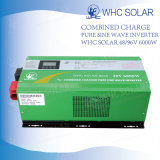 Invertitore a bassa frequenza intelligente di energia solare 4000W