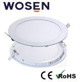 新しいデザイン6Wはセリウムが付いているLEDの照明灯を細くする(円形)