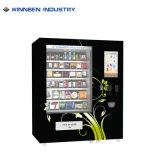 24 heures d'hygiène personnelle en libre service machine distributrice avec lecteur de carte