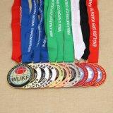 Marathon en 3D sur mesure de l'exécution du module de finition Prix militaire de sports Triathlon olympique de souvenirs de taekwondo de médaillon Médaille de Karaté