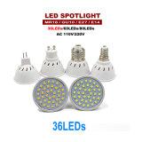 Der Qualitäts-E27 E14 Gu5.3 M16 GU10 LED Scheinwerfer-warmes Weiß Cup-der Lampen-3W LED