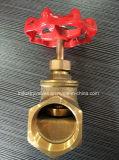 Válvula Globo rosqueado de bronze de água / Válvula de paragem