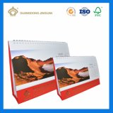Schreibtisch, Wand-Papier-Planer-Kalender 2018 mit fertigen kundenspezifisch an