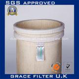 산업 먼지 필터 Aramid Nomex 섬유유리 PTFE 직물 여과 직물