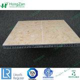 Des pierres de granite panneau alvéolé avec imperméable pour le ménage