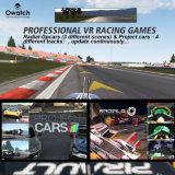 Diversão para crianças simulador de corridas de automóveis com moedas vídeo jogos jogos de arcade