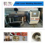 300W SOLDADOR YAG 1064nm para metal de acero inoxidable aluminio bronce