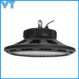 UFO High Bay com sensor de microondas de luz LED luzes High Bay IP65