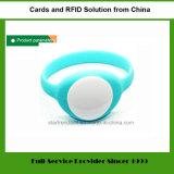 125kHz 13.56MHz 지능적인 RFID/NFC 꼬리표 실리콘 RFID 팔찌 RFID 소맷동 (STS-07)