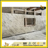 Countertop van het Graniet van Andromeda Witte voor Keuken of Badkamers (YYL)