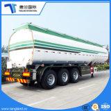 工場3車軸40000 L 42 CBMはガソリン45000リットルの販売のためのディーゼル油の燃料タンクのタンク車のトレーラーに半値を付ける