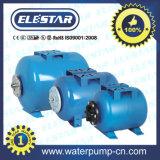 Tanque de pressão horizontal 50L para bomba de água automática