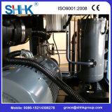 Örtlich festgelegter Schrauben-Luftverdichter 0.7-1.3MPa der Geschwindigkeits-50HP stationärer