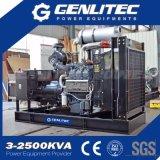Industriële Op zwaar werk berekende Diesel 400kVA Generator met Motor Deutz