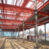 Pre проектированное здание стальной структуры с этажом 5