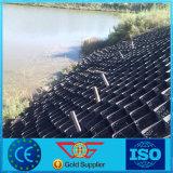 HDPE à haute résistance Geocell de force pour le renfort du lit de la rivière