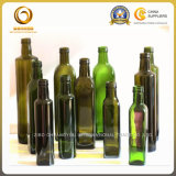 Différents genres de capacité de choc en verre de Marasca d'huile de cuisine (912)