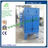 Recogida de polvo del cartucho de filtro de aire vertical Industrial