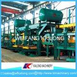 Ligne de production de matériel de fonderie d'approvisionnement