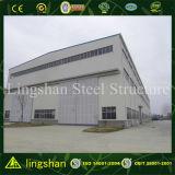 Heller Stahlkonstruktion-Lager-Aufbau